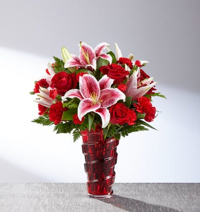 Lasting Romance - Wayne Area Florist - Bosland's Flowers - Wayne, New Jersey (NJ)