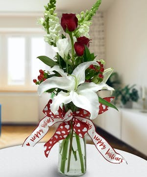 Love Shared - Wayne Area Florist - Bosland's Flowers - Wayne, New Jersey (NJ)