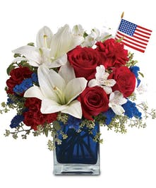 Summer's Salute - Wayne, NJ Area Florist - Bosland's Flowers Shop -  Hand delivered flowers