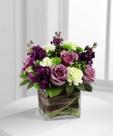 A sophisticated arrangement to offer your love and affection.