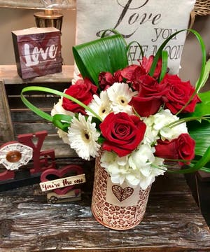 Love is in the air - Wayne Area Florist - Bosland's Flowers - Wayne, New Jersey (NJ)