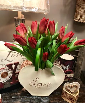 Love you always - Valentines - Bosland's Flower Shop