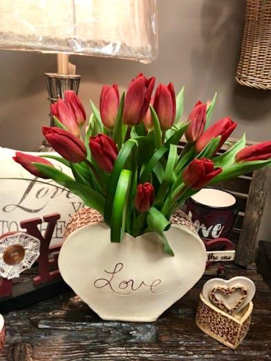 Love you always - Valentines - Bosland's Flower Shop