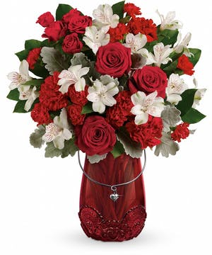 Red Haute - Wayne Area Florist - Bosland's Flowers - Wayne, New Jersey (NJ)