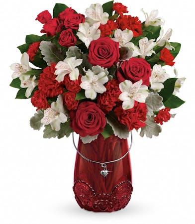 Red Haute - Wayne Area Florist - Bosland's Flowers - Wayne, New Jersey (NJ)