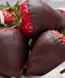 Chocolate Covered Strawberries - Bosland's Flower Shop