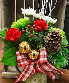 Winter Ornaments - Boslands Flower Shop