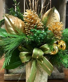 Winter Pines - Boslands Flower Shop
