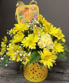 Hello Sunshine - Floral Bouquet - Bosland's Flowers