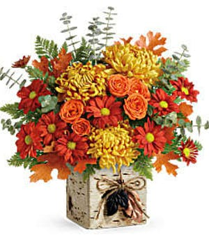 Wild Autumn - Bosland's Flowers - Wayne, New Jersey Flower Delivery