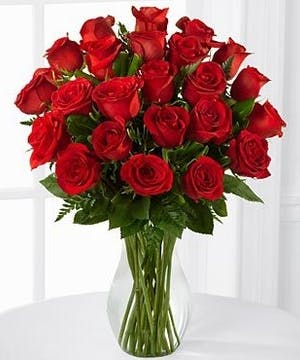 Beautiful Hand Picked Ecuadorian Red Roses